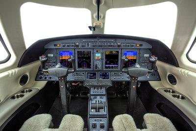CJ4 Gen2 Cockpit