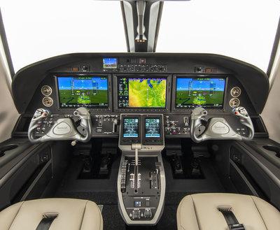 MK - Beechcraft Denali Cockpit