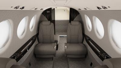 KA260 New Pewter Interior