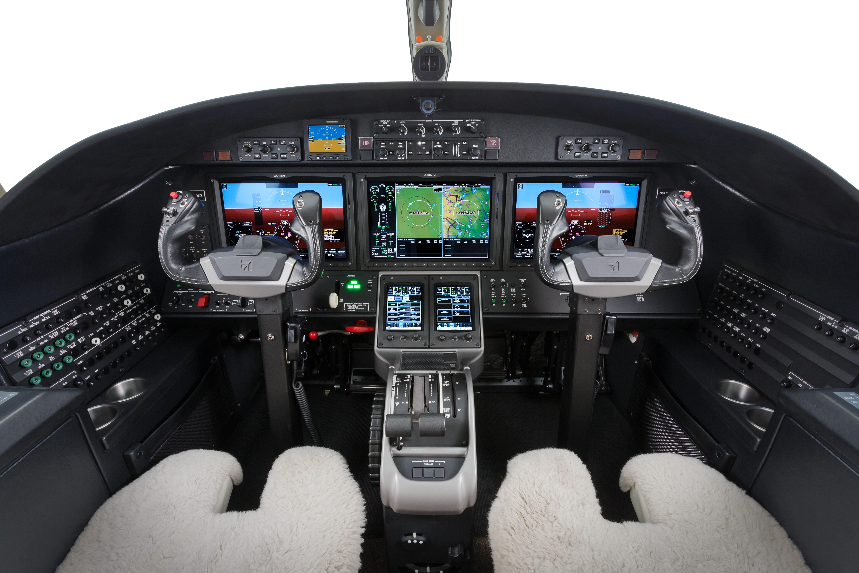 Cessna Citation M2 Cockpit