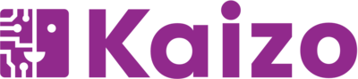 Kaizo Logo Purple