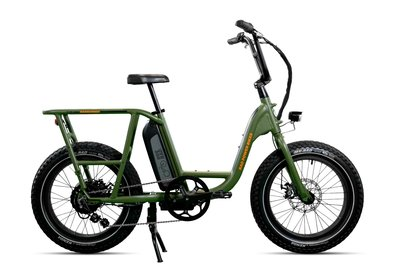 RadRunner 1_Forest Green