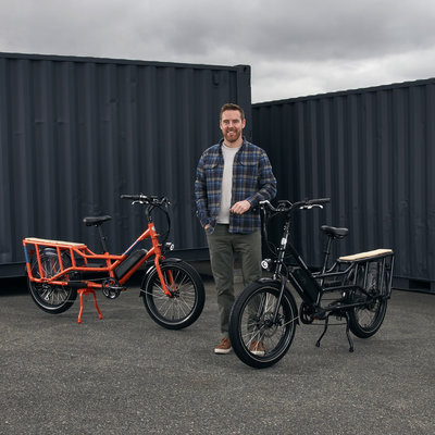 Mike Radenbaugh, Rad Power Bikes Founder and CEO