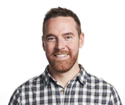 Mike Radenbaugh Headshot