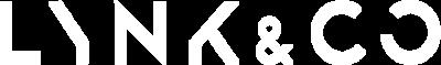 White Lynk & Co Logo