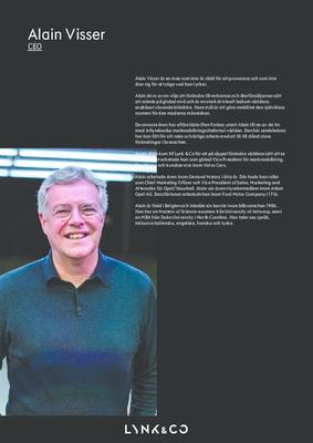 Alain Visser Media Bio