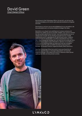 David Green Media Bio