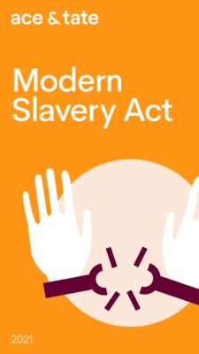 Ace&Tate_Modern Slavery Act Statement 2021