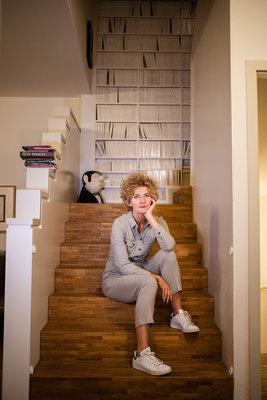 Sandra Hughes, ©Kampa Verlag  Sven Schnyder
