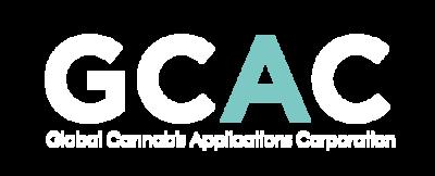 GCAC Logo white